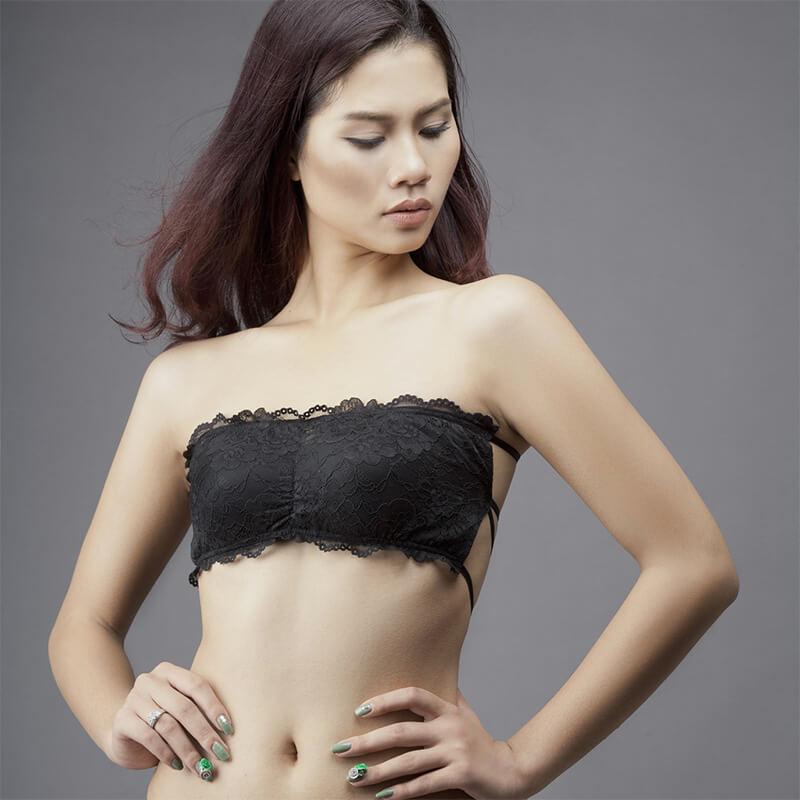 Áo ngực không dây đeo hở lưng tốt nhất La Luna A43