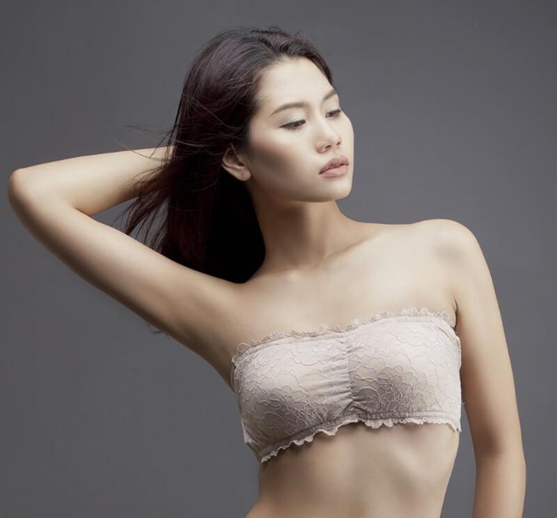 Áo ngực ống không dây tốt nhấtLA LUNA A43