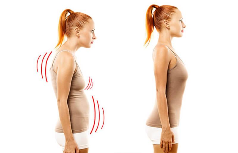 Điều chỉnh tư thế cơ thể