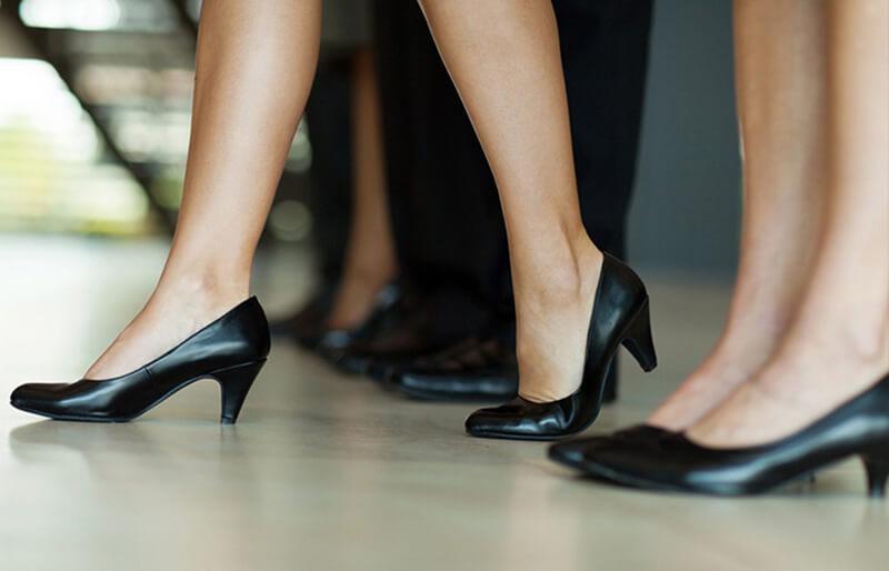 Giày cao gót nhỏ