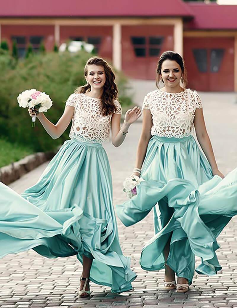 Lựa chọn trang phục cho phù dâu