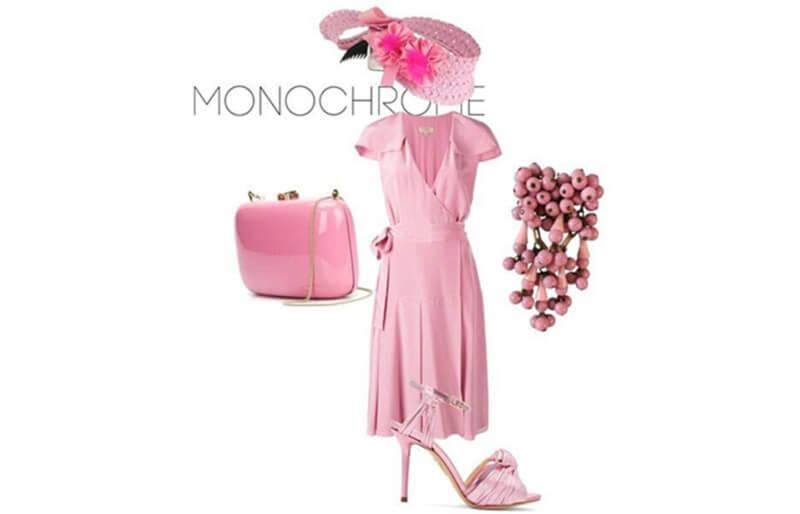 Phong cách đơn sắc monochrome