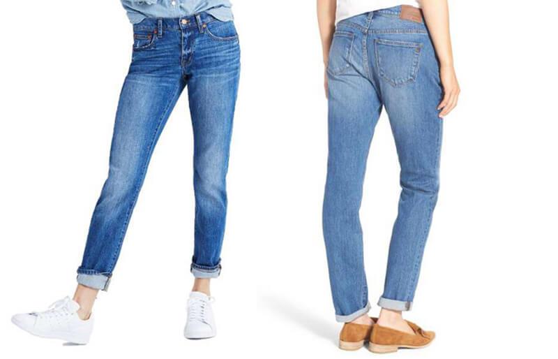 Quần Boyfriend jeans
