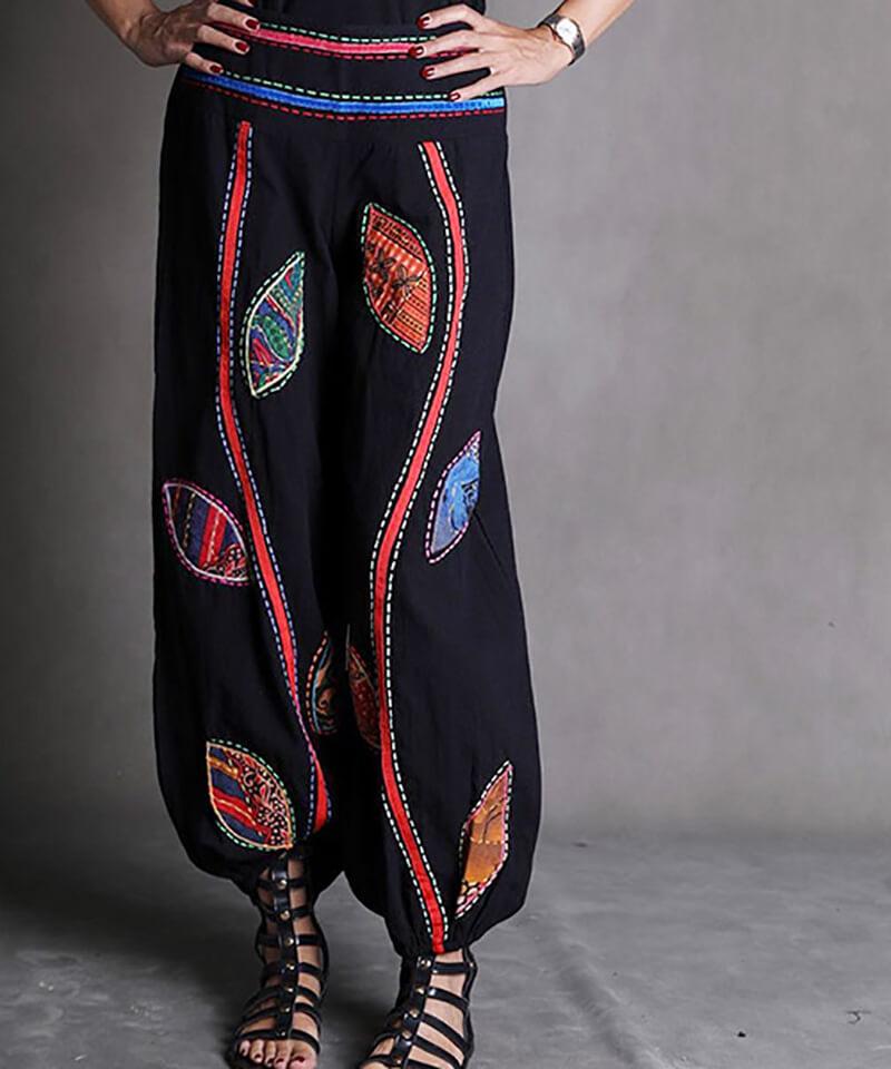 Quần Harem hoặc những loại quần tương tự quần Hippie