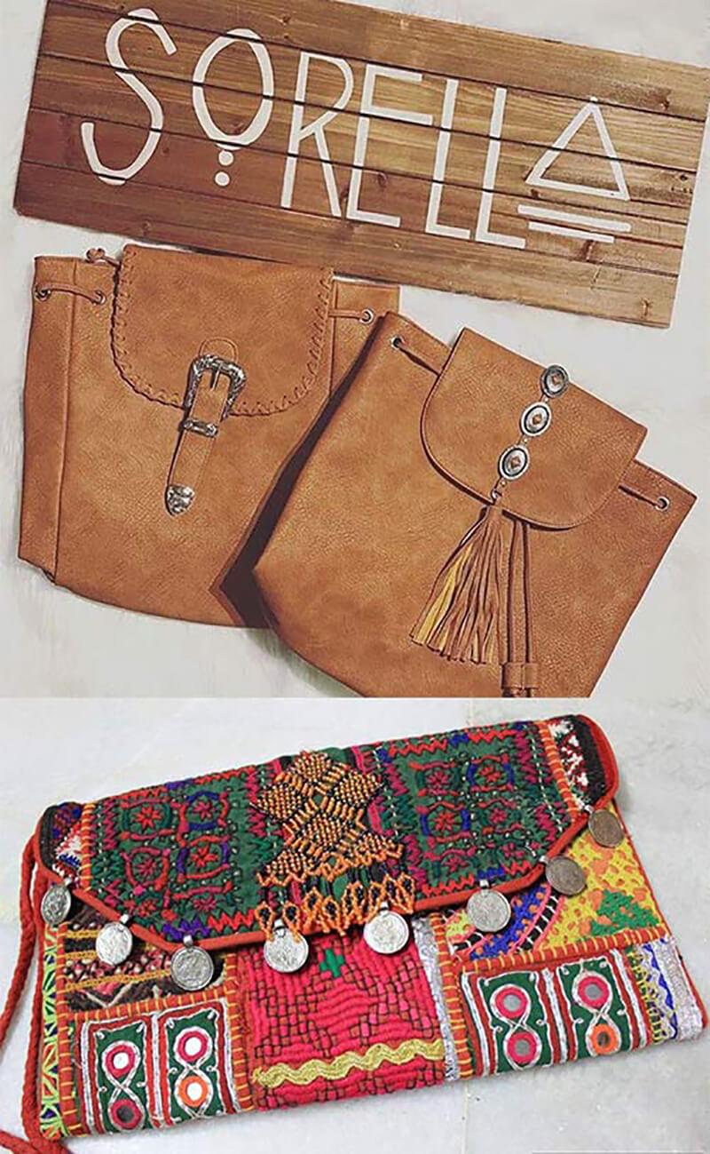 Túi xách Hippie