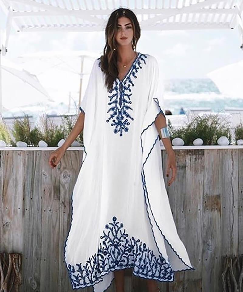 Váy dạ hội theo phong cách Bohemian