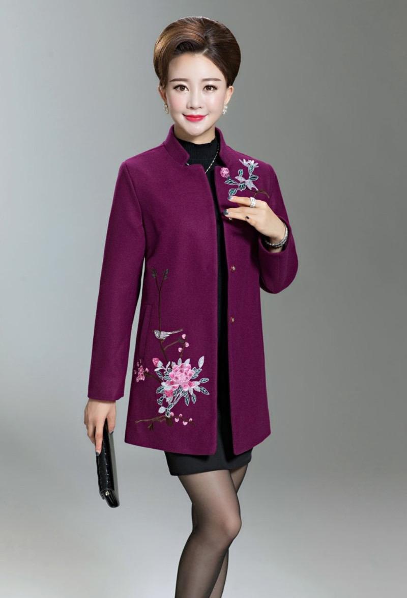 Các mẫu áo khoác đơn giản vừa thời trang vừa giữ ấm hiệu quả
