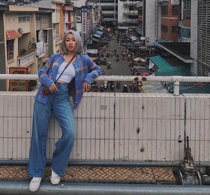 Chất phát ngất với style Hongkong bên hông chợ Đà Lạt