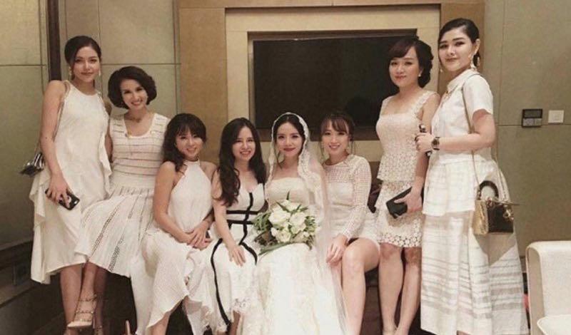 Dreecode sự tiệc cưới sang trọng