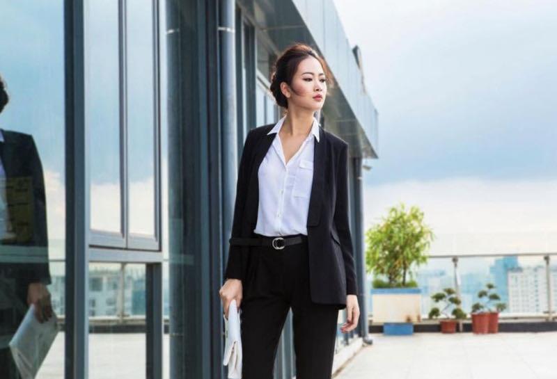 Dress code lịch sự với môi trường công sở