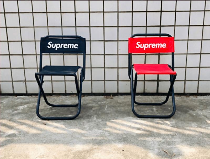Ghế xếp Supreme