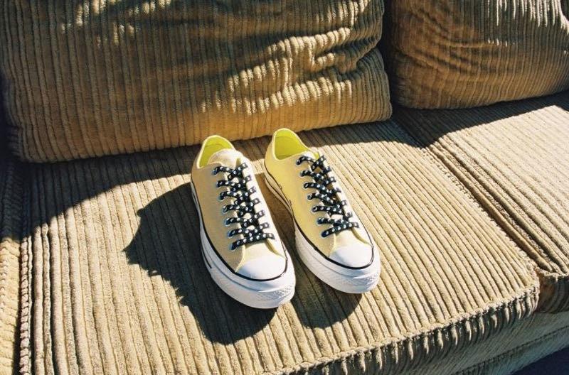 Những lưu ý khi mang giày Converse