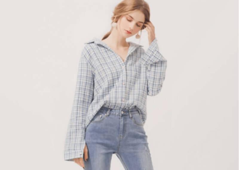 Cách sửa áo sơ mi nữ không vừa vặn trở nên hoàn hảo