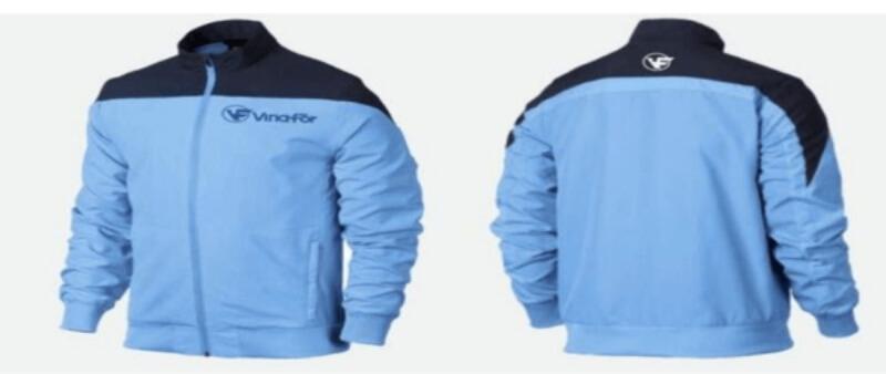 Chọn màu sắc áo khoác đồng phục mang đặc trưng của công ty