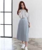 6 Kiểu chân váy công sở ngọt ngào cho chị em mỗi ngày