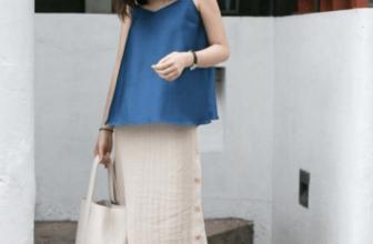 10 Cách phối đồ với chân váy dài cực đẹp và tôn dáng