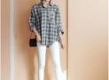 6 Cách phối đồ với áo sơ mi ngọt ngào, nữ tính