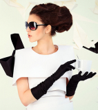 20 Ý tưởng phối đồ nổi bật với tông màu đen và trắng