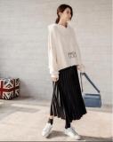10 Cách phối đồ với chân váy xòe dài đơn giản mà đẹp không tưởng