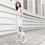 Cách phối đồ với giày trắng cực đẹp mà không phải ai cũng biết