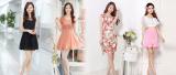 Các mẫu đầm dạ hội Hàn Quốc mà phái đẹp đừng nên bỏ lỡ