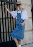 7 Cách phối đồ với váy yếm cùng những item phổ biến nhất
