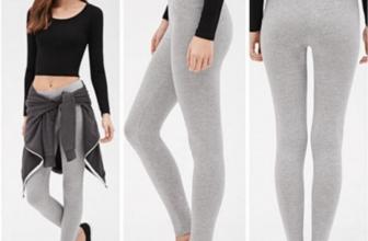 Những cách phối đồ với quần legging đẹp không chỗ chê
